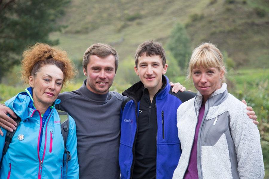 Призеры слева-направо:  Татьяна Цебро (Владивосток). КМС в лыжных гонках, ветеранская сборная по легкой атлетике. Активная, веселая и крайне внимательная! : )